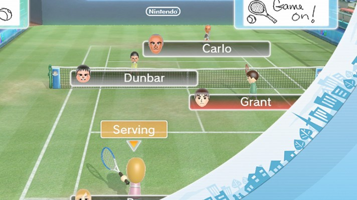 Wii Sports Club Tennis (Wii U eShop) Review
