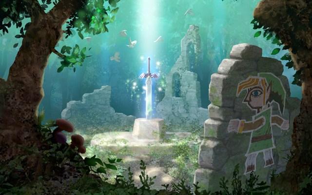 The Legend of Zelda: A Link Between Worlds (3DS) Review