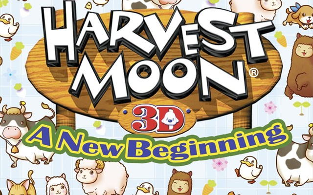 Harvest Moon: A New Beginning (3DS) Review