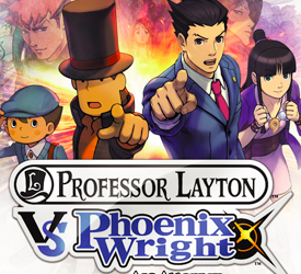 Professor Layton vs.