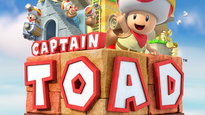 Captain Toad: Treasure Tracker release moves up one week in Europe