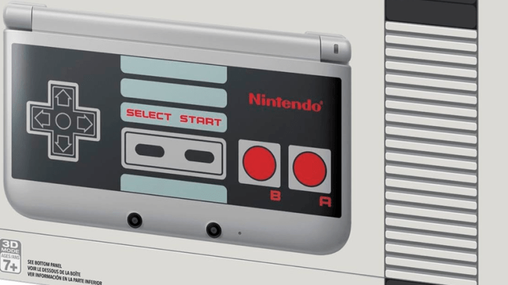 America will be chock-a-block of Nintendo 3DS XL special edition consoles soon