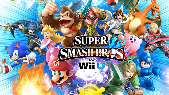 Sakurai teases character reveal for Super Smash Bros. on Wii U