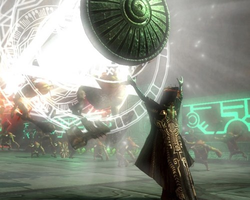 Twili Midna playable in upcoming Twilight Princess DLC for Hyrule Warriors