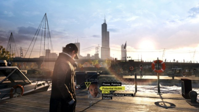 Watch Dogs Wii U - Pier