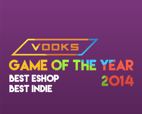 Vooks Game of the Year Awards 2014: Best eShop title winners revealed