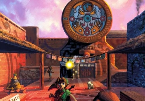 Editorial: Majora's Mask 3D will return you to a Nintendo world you don't see anymore