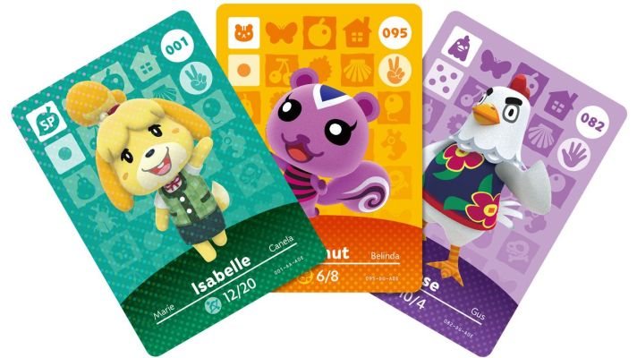 Animal Crossing: Happy Home Designer, amiibo cards and NFC station dated for Japan