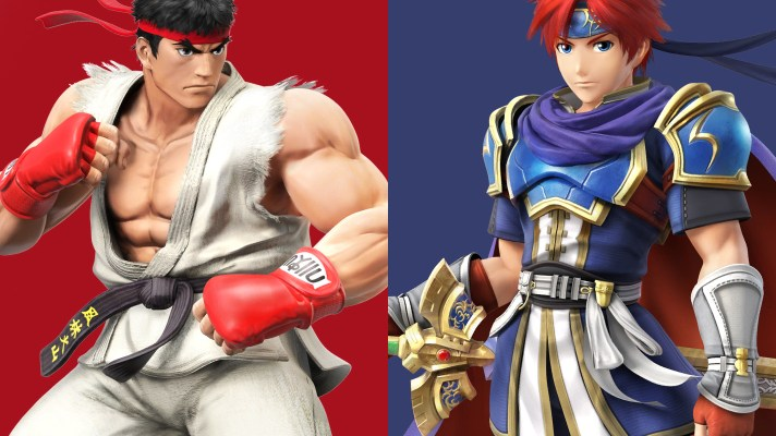 Lucas, Ryu and Roy join Super Smash Bros today, classic N64 stages return