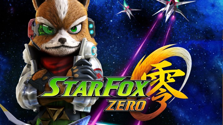 Just like old times, huh Fox? Hands on with Star Fox Zero