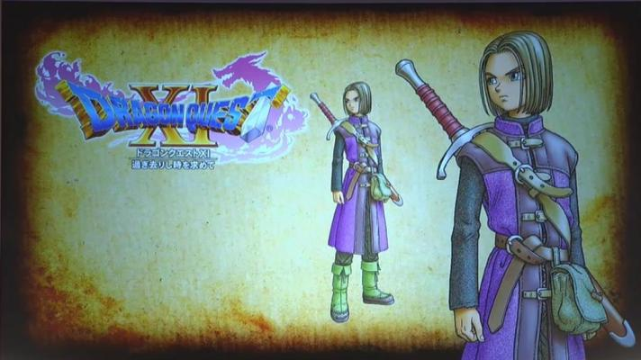 Dragon Quest XI as well as Dragon Quest X are coming to Nintendo NX