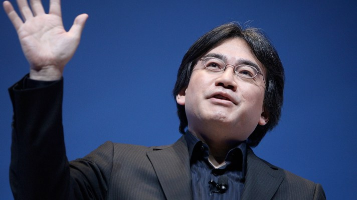 Watch: Reggie Fils-Aime pays tribute to Satoru Iwata at The Game Awards
