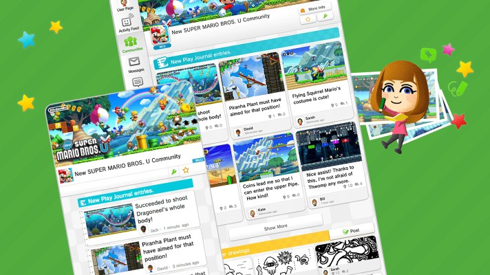 Nintendo now sending out Miiverse archives