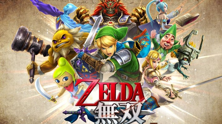 TGS: Fresh trailer for Hyrule Warriors Legends brings Toon Link and Tetra to the battlefield