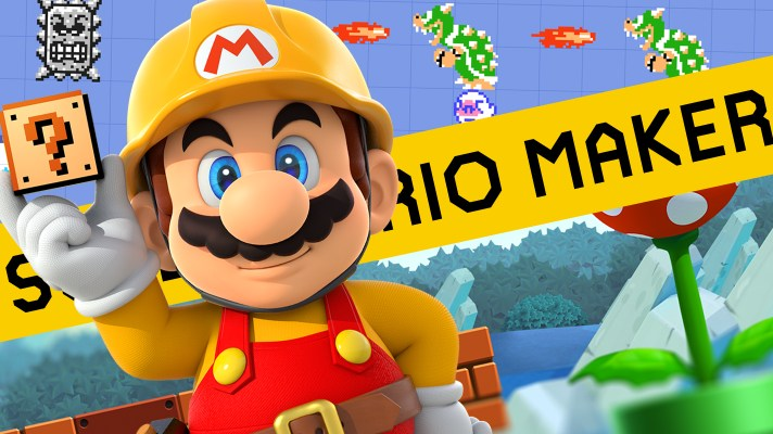 Nintendo stopping uploads in the original Super Mario Maker at the end of March 2021