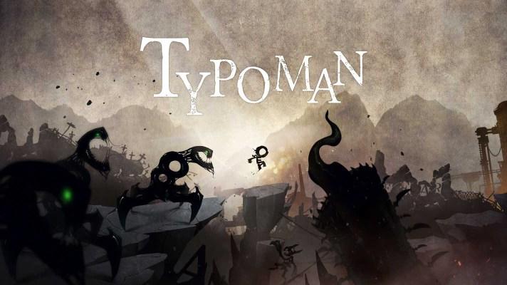 Typoman (Wii U eShop) Review
