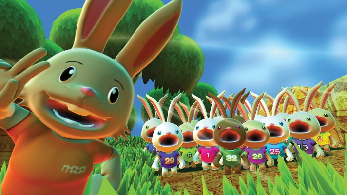 Nnooo's Blast 'Em Bunnies launches on March 10th on 3DS