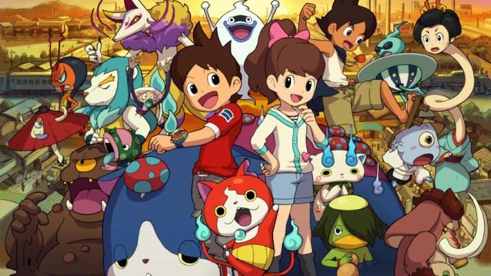 Yo-Kai Watch 2 classified for release in Australia