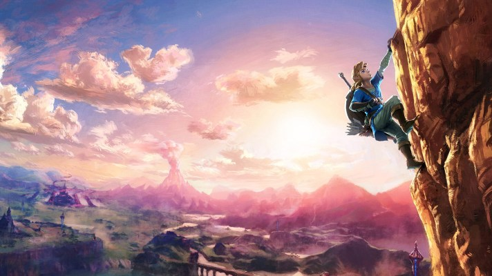 The Legend of Zelda: Breath of the Wild must sell 2 million copies to be profitable