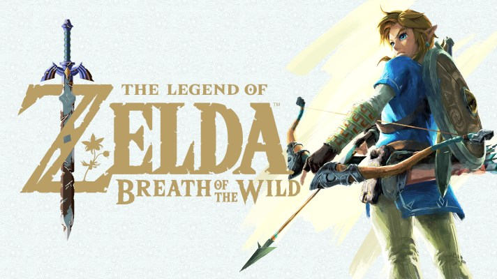 The Legend of Zelda: Breath of the Wild arrives on Wii U and NX in 2017