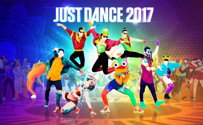 Just Dance 2017 Announced For Nintendo Nx Wii U And Wii
