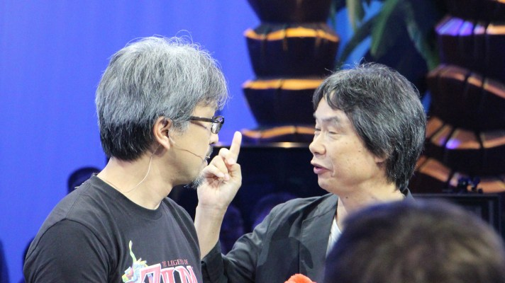 Nintendo want Eiji Aonuma to create a new IP