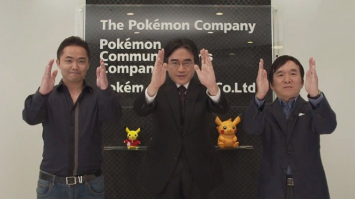 Iwata continued to work from his hospital bed until his passing