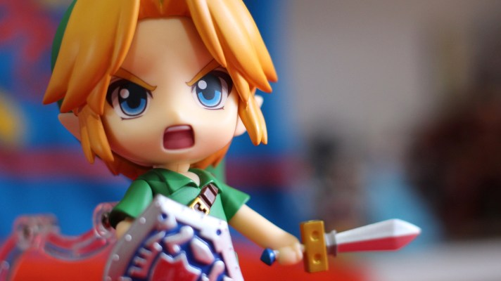 Competition Winners: Majora's Mask 3D Nendoroid
