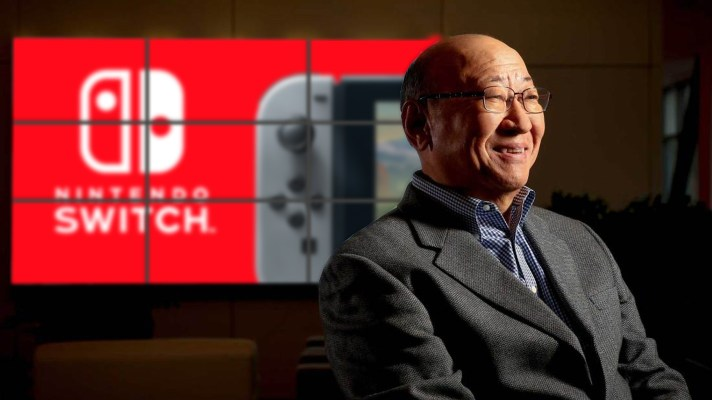 Kimishima hopes Nintendo Switch sales boost to 20m next financial year