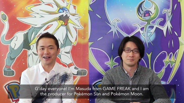 Watch: Pokémon at PAX Panel Q&A video starring Masuda and Ohmori