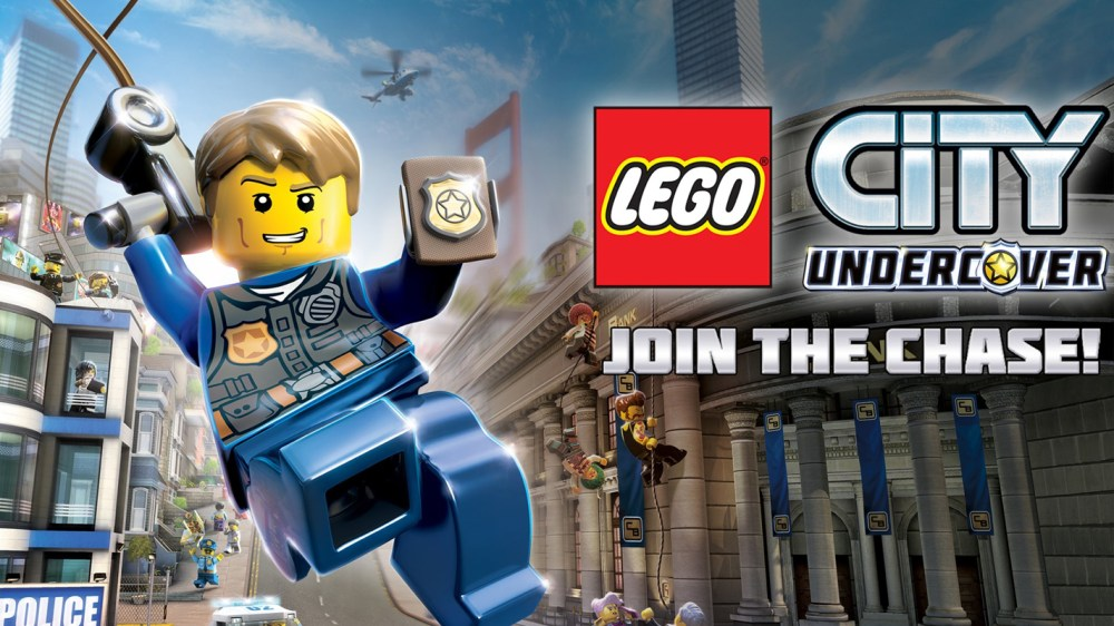 Lego City Undercover Is Coming To The Nintendo Switch In 2017 Vooks