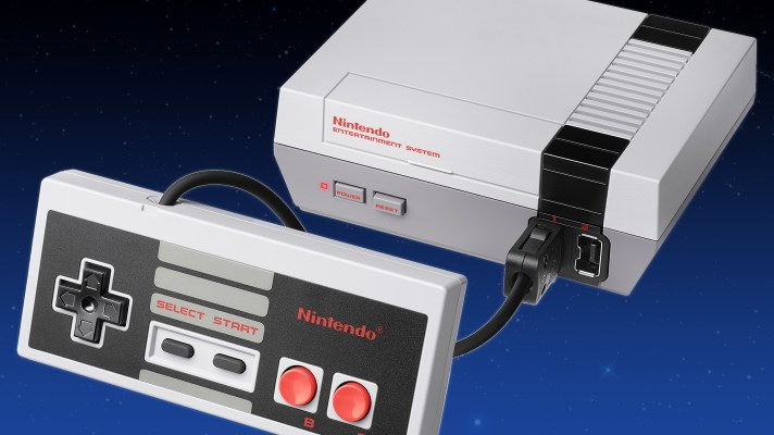 The NES Mini Classic will be back in stores from June