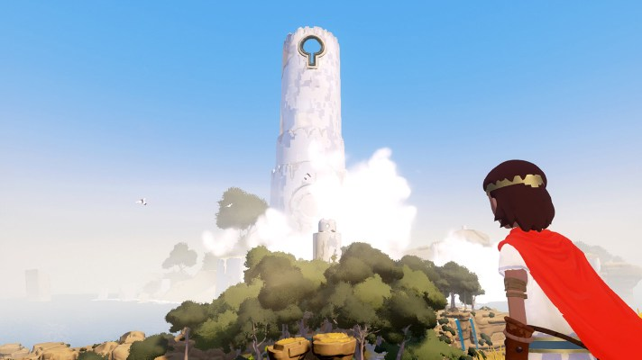 Aussie developers Tantalus are also porting RiME to the Nintendo Switch