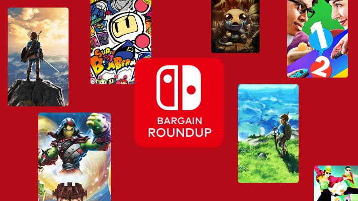 Aussie Bargain Roundup: Nintendo Switch Launch Lineup