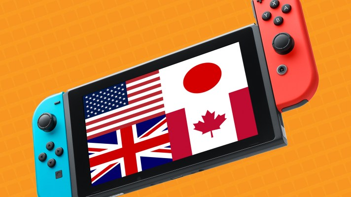 Guide: How to access the Nintendo Switch eShop from any region