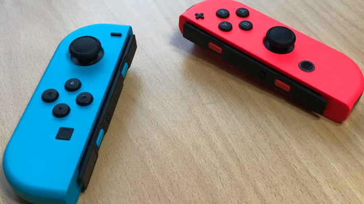 Nintendo Switch Joy-Cons can be used on computers and Android devices