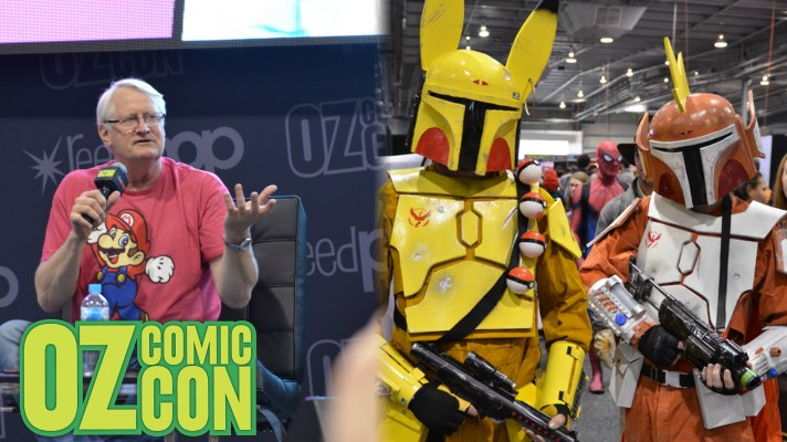 2017 Adelaide Oz Comic-Con Roundup