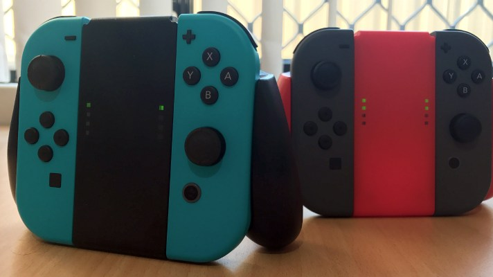 PowerA Joy-Con Comfort Grip Review for Nintendo Switch