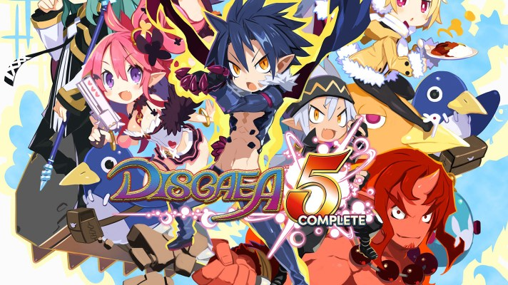 Disgaea 5 Complete trial now available to Nintendo Switch Online subscribers