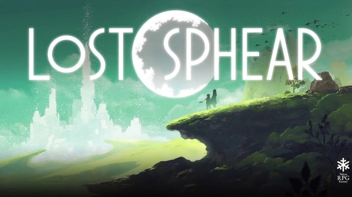 LOST SPHEAR, from the creators of I Am Setsuna coming to Switch in 2018