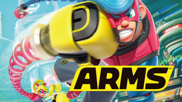 ARMS version 3.2 gets new trailer, teases new fighter