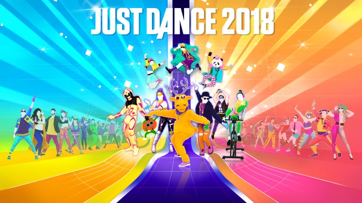 Just Dance 2018 coming to Switch, Wii U and even the Wii