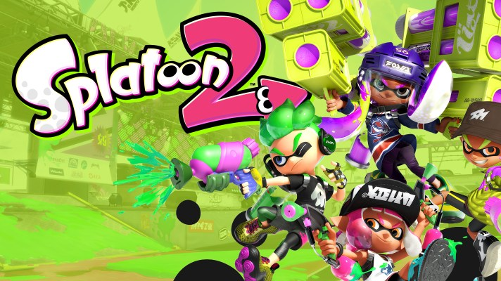 Splatoon 2 gets new demo, free 7-day Online trial, and discount in new promotion