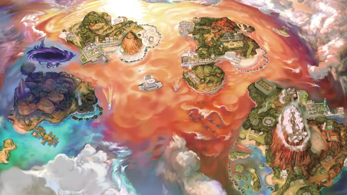 New Ultra Sun and Ultra Moon trailer shows off a changed Alola region