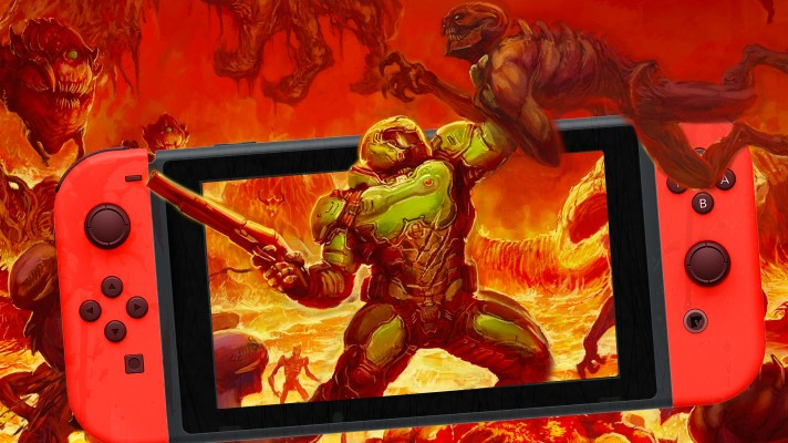 Doom on Switch gets performance boost, video capture in new patch