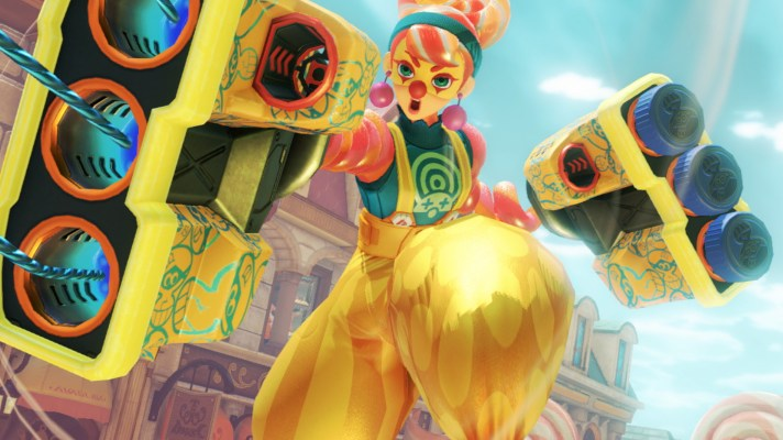 ARMS Version 3 update is out with Lola Pop and button remapping