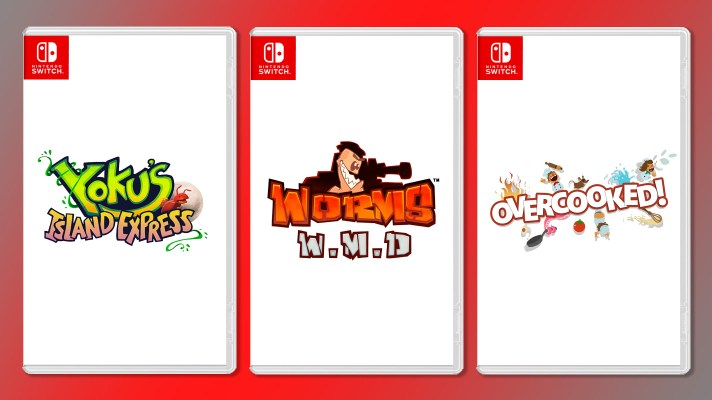 Sold Out bringing three Switch games to physical in 2018