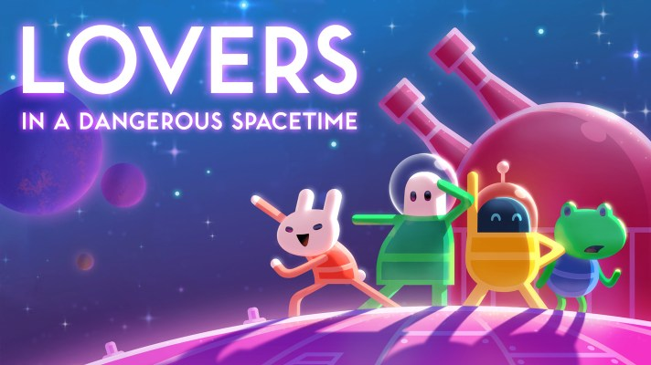 Lovers in a Dangerous Spacetime (Switch) Review