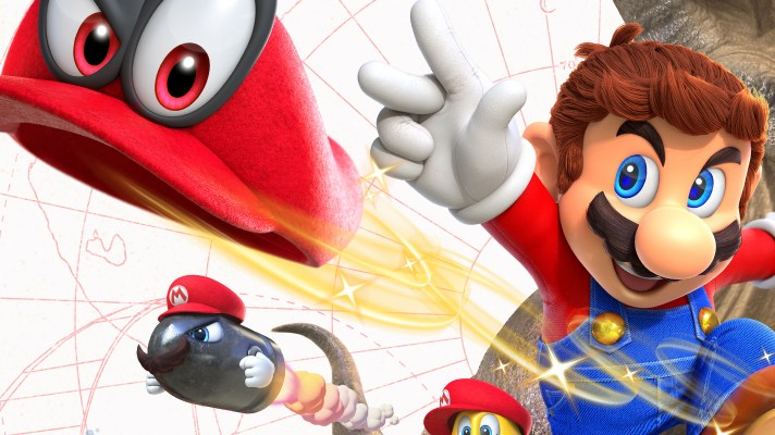 Super Mario Odyssey the fastest selling Mario game ever in Europe and America (Update: Australia too)