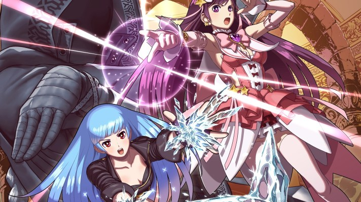 SNK HEROINES Tag Team Frenzy coming to Switch